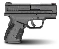"Springfield XD Mod2 Black 3"" 9mm Sub-Compact - XDG9801HCLE"