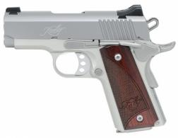 "Kimber Ultra Carry II 9mm Stainless Steel 3"" - 3200329"
