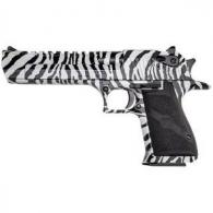 "MR DESERT EAGLE 50AE 6"" ZEBRA - DE50ZS"
