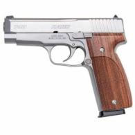 KAHR T40 40SW TACTICAL 4 WOOD GRIPS NS - KT4043N