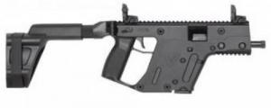 KRISS VECTOR SDP G2 9MM 5.5 Threaded Barrel Black ARM BRACE - KV90PSBBL20
