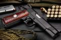 Wilson Supergrade Tactical .45acp - SGTFS45