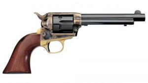Uberti 1873 Cattleman Stallion .22LR/Mag Walnut Grip - 349879