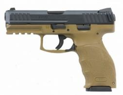 H&K VP9 FDE 9mm 10+1 3 Mgs NS 4.1 - 700009FDELELA5