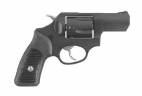 Ruger SP101 357Mag/38Spl Black Stainless Steel Cerakote 2.25in - RUG5779
