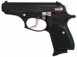 Bersa Nickel Accented Thunder 380 3.5 8Rd