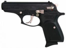 Bersa Nickel Accented Thunder 380 3.5 8Rd - T380M8EBEXCL