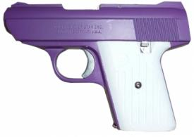Cobra 380ACP 2.8in 5Rd Lavender/White Grips - CA380LKW