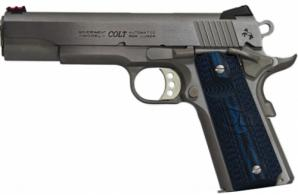 Colt Competition Government 9mm 9+1 5in SS - O1082CCS