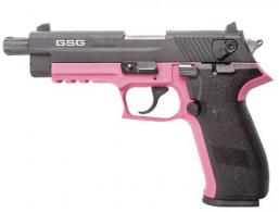American Tactical Imports GSG FIREFLY HGA .22 LR  4 Threaded Barrel PINK 10RD - GERG2210TFFP