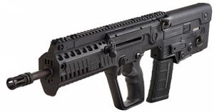 IWI US, Inc. TAVOR X95 BULLPUP 9MM 17 Threaded Barrel Black 32RD - XB179