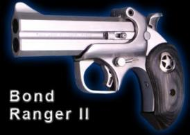 BOND ARMS RANGER II 357 MAGNUM | 38 SPECIAL - BARII357/38