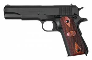 ATO 1911A1 GI 45 5 Black Wood 7 MA - 1911BKOWMA