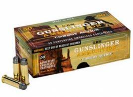 Legend AMMO COWBOY ACTION .38 SPL RNFP 50 Rounds - GS38A