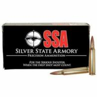 SSA 5.56MM 55GR BT 20CT
