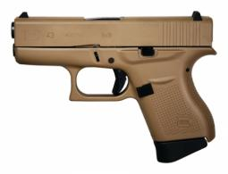 GLOCK 43 9MM 3.39 FXD MPDE 6