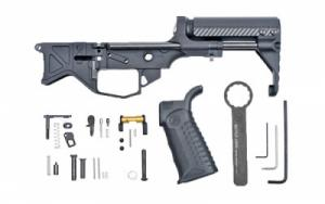 BAD PDW LOWER RCVR AND PDW STOCK - 100-018-166