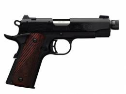 BROWNING 1911-22 BLACK LABEL MEDALLION 22 LR - 051860490