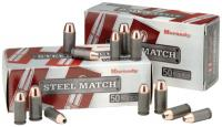 Hornady Match 9mm HAP 125 GR 971 fps 50 Rounds Per Box, 10 B