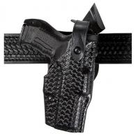 ALS Level III Duty Holster | STX Plain Black | Right | 2.25  - 6360-7742-411
