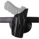 7378 ALS Open Top Concealment Paddle Holster | STX Plain | Right - 7378-832-411