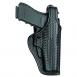 Accumold Elite Defender II Duty Holster | Black | Basket Weave | Right - 22056