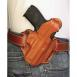 Thumb Break Scabbard Belt Holster | Tan | Plain Unlined | Right - 001TAX7Z0