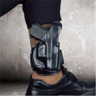 Leather Ankle Holster - Sig P938 RH - 044BA4CZ0