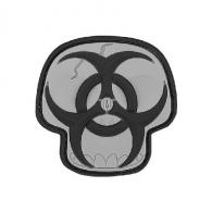 Biohazard Skull Patch - BZSKS