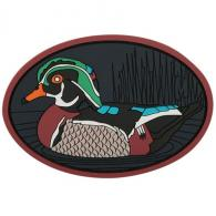 Wood Duck 2.85  x 2  (Full Color) - DUCKC