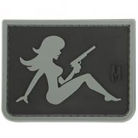 Mudflap Girl 2.26  x 1.73  (Stealth) - FLAPX