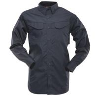 TruSpec - 24-7 Ultralight Long Sleeve Field S | Navy | X-Large - 1103006