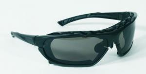 Tactical Glasses with Extra Lens | Black - 02-8838001000