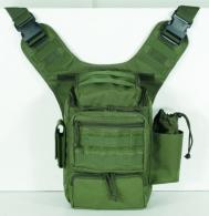 Padded Concealment Bag | OD Green - 15-0457004000