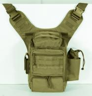 Padded Concealment Bag | Coyote - 15-0457007000