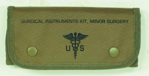 Empty Surgical Kit Pouches | Coyote - 15-7688007000