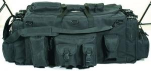 Mojo Load-Out Bag with Backpack Straps | Black - 15-9685001000