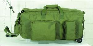 Mini-Mojo Load Out Bag on Wheels Olive Drab - 15-9687004000