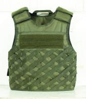 F.A.S.T. Vest w/ new Universal Lattice Molle | OD Green | X-Large/2X-Large - 20-7710004330