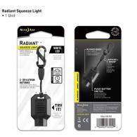Radiant Squeeze Light LED Key Chain Light - SQL2-02-R3