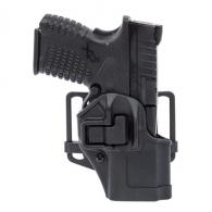 Serpa CQC Concealment Holster | Black | Left - 410561BK-L