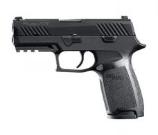 Sig Sauer LE P320 Nitron Carry 9mm 17+1, 3 Mags - L320CA9BSSLE