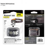 Radiant 200 Headlamp - R200H-09-R7
