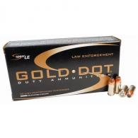 Gold Dot - .40S&W Ammo