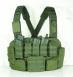 Tactical Chest Rig | OD Green | Standard - 20-9931004000