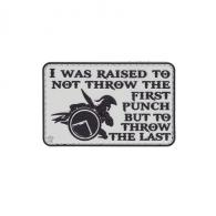 First Punch Morale Patch - 6679000