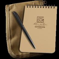 "RiteRain 4x6 TN Notebook Kit | Tan | 4"""" x 6"""" - 946T-KIT"