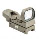 NcStar Red/Green Dot Reflex Sight Tan - D4RGT