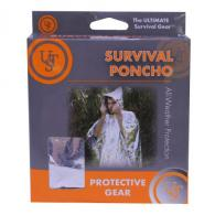 Ultimate Survival Technologies Survival Reflect Poncho, Silver  - 20-190-1000