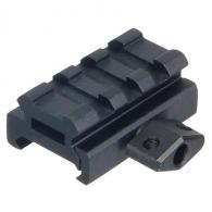 "Leapers Inc. Low-Pro Compact 0.5"" Riser 3 Slots - MNT-RS05S3"